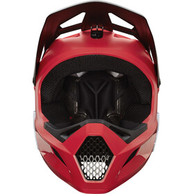 Fox Rampage Helm Jongeren, bright red